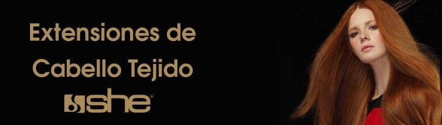 Extensiones de Cabellos Tejido She | sheextensiones.com